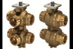 VWG41.20-0.25-0.4 6-ходовой регулирующий шаровой клапан SIEMENS